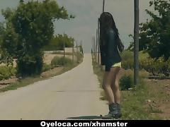 TeamSkeet - Hitchhiker Picked Up & Fucked