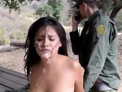 German milf big tits hd Agent Has Sex with Civilian Girl