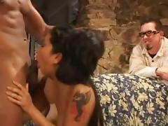 Best pornstar Mrs. F. Martinez in horny tattoos, amateur sex clip