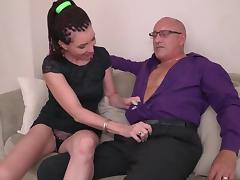 Naughty mature mom fucking daddy