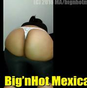 Luciana Ballesteros Mexican Big Ass Milf