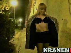 Krakenhot - Mature outdoor looking for stranger men to fuck