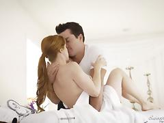 Penny Pax loves being on top of her handsome fucker Ramon Nomar