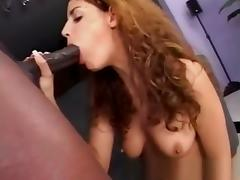 Incredible pornstar Autumn Haze in best interracial adult scene