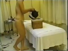 asian massage table
