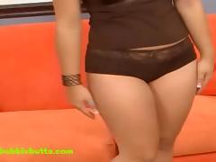 bubble butt teen preckt titties cum on ass