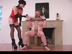 Crazy BDSM xxx clip