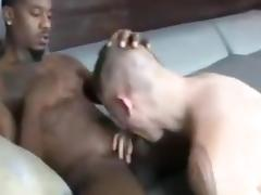 Hard Painful Creampie for the White Boy