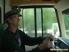 stepmoms first anal bang van gangbang