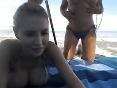Horny Amateur video with Big Tits, Webcam scenes