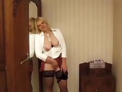 Blonde, Amateur, Big Tits, Blonde, Masturbation, Mature