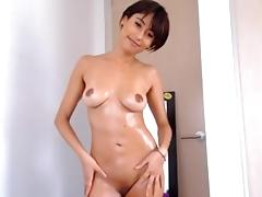 Exotic Amateur video with Brunette, Big Tits scenes