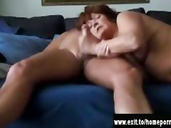 Cheating Granny Patty loves my Cock