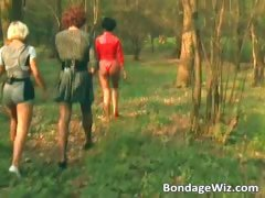 Forest, BDSM, Bondage, Bound, Reality, Sex