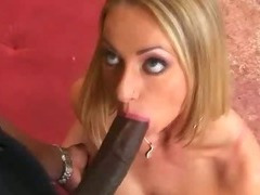 Black cock in white pussy