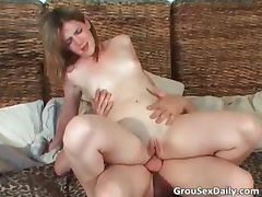 Great group sex party with amateur sluts part5