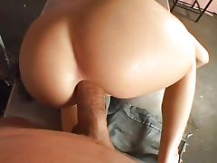 Shave, Asian, Assfucking, Black, Blowjob, Couple
