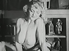 Jennie Lee and Her Hot Lingerie 1950