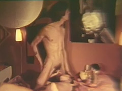 Passionate Lovers Experience 69 Sex 1960
