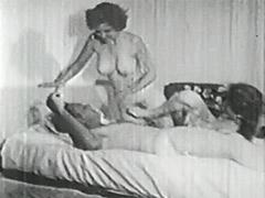 1970, Amateur, Blowjob, Brunette, Classic, Mature