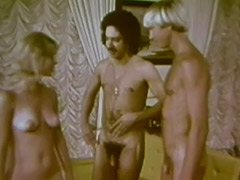 Beautiful Blonde Picks who to Fuck 1960