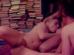 Hot and Wild Threesome 1960