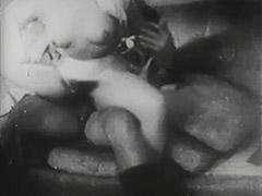 1940, Big Cock, Classic, Fetish, Hairy, Handjob