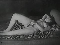 1940, Ass, Babe, Brunette, Classic, Lesbian