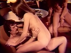Lucky Boy Nails His Girlfriends 1960 porn video