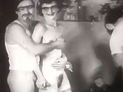Group of Teens Talking and Having Fun 1940 porn video