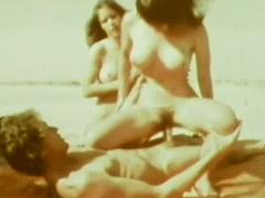 A Man Seduced in the Desert 1960 porn video
