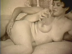 Sweet Fuckers Having Hardcore Sex 1960