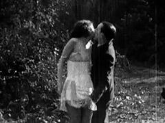 1920, Ass, Babe, Brunette, Classic, Outdoor