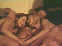 Country Girls get Fucked Hard 1960 porn video