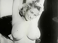 Amazing Woman Shows all Her Beauty 1950 porn video