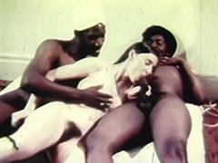 1970, Babe, Brunette, Classic, Cumshot, Fetish