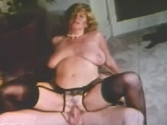 Busty Blonde Fucks Husband's Brother 1970