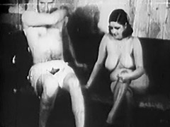 Filthy Boss Bangs His Secretary 1950 porn video