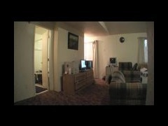 Living room spycam Dude has a hidden cam set up in his living room He has oral and vaginal sex with