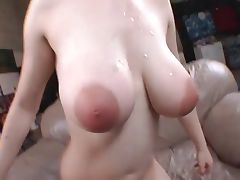 Hooters, Amateur, Boobs, Facial, Hooters, Melons