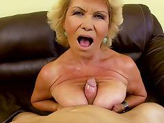 Fat ass granny fucked