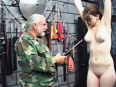 Amateur capitan is having fun with young princess