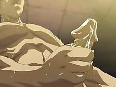 Hot Hand Drawn Futanari Fucks a Delicious Anime Babe
