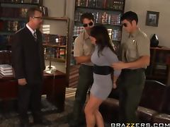 Uniform, Cumshot, Facial, Hairy, Horny, Monster Cock