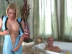 Vagina, Big Tits, Blowjob, Cumshot, Hardcore, Monster Cock