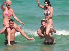 Jacuzzi, Anal, Ass, Beach, Beauty, Bikini