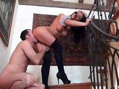 All, Ass, Big Tits, Blowjob, Brunette, Cumshot