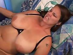 Boobs, Boobs, Brunette, Huge, Natural, Sex