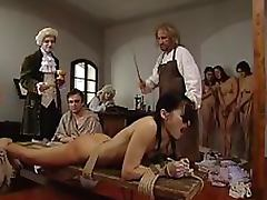 Submissive Bound Teens Get Spanked In a Sadistic Epocal Porn