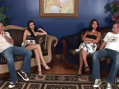 Swingers Gianna Lynn and Tristan Kingsley